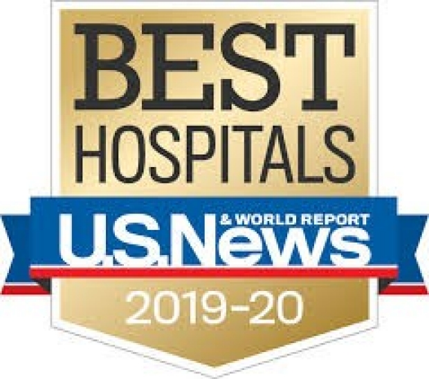 Stanford was ranked one of the best hospitals in the nation by US News and World Report.