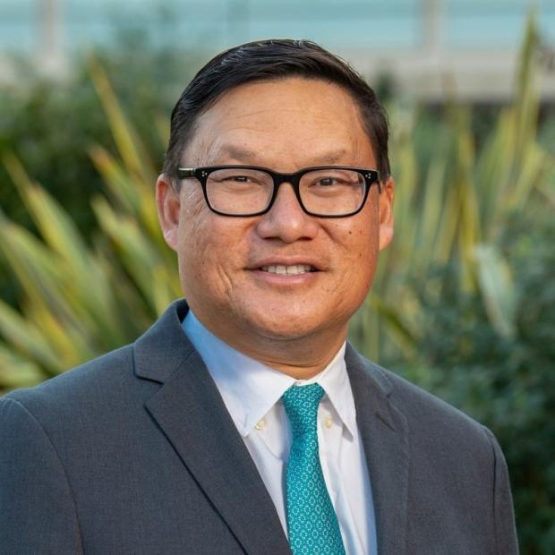 Vascular Division Chief Jason Lee, MD