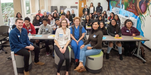 2019 Health Career Collaborative Participants