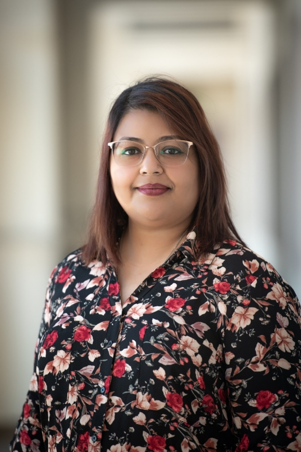 Transplant's Ayantika Sen, PhD
