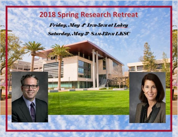 Research Retreat Flyer