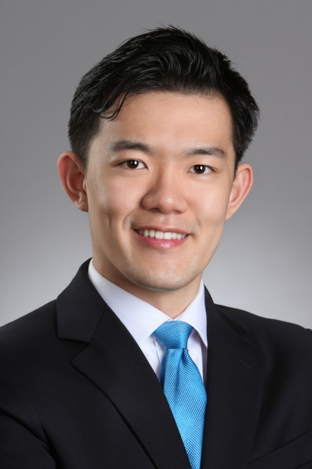 Stanford General Surgery Resident Dr. Jeff Choi