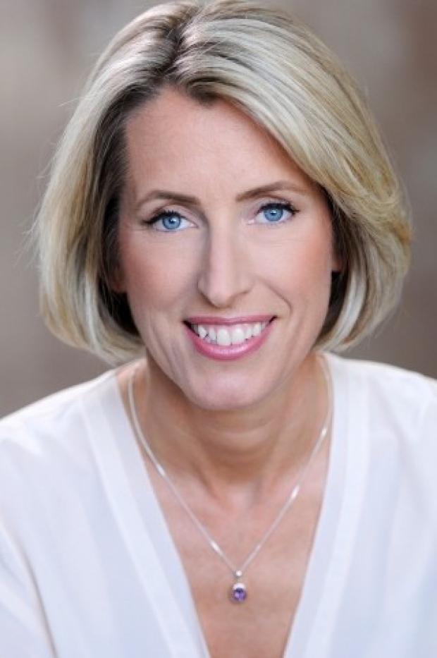 Stanford Surgeon Dr. Kristan Staudenmayer
