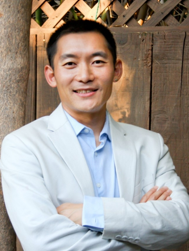 Christopher Cheng Portrait