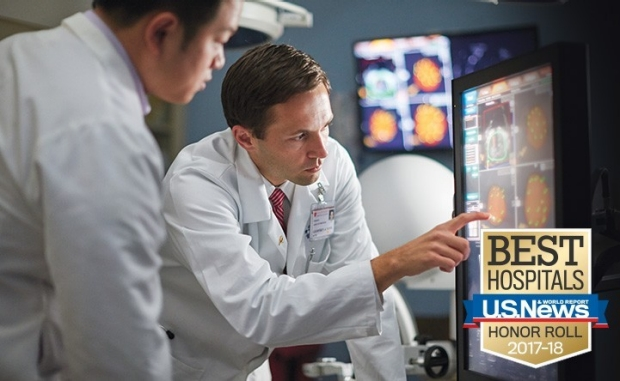 US News Best Hospitals 2017 Ranking